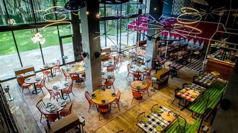 restaurante con jardin barcelona as 237 es bellavista del jard 237 n del norte el restaurante de