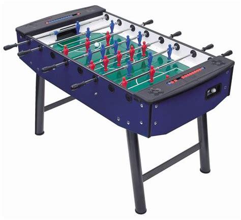 How To Make A Table Football by Football Tables Foosball Faz Sardi Mightymast Garlando