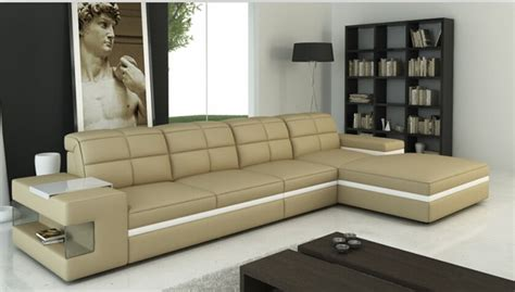 Design Of L Shaped Sofa by L Shape Sofa Set Designs Sectional Sofa With Genuine