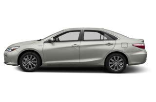2016 toyota camry hybrid le pictures and videos exterior