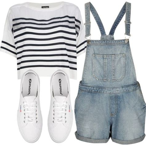 With Polyvore by Overalls Polyvore Style Overalls
