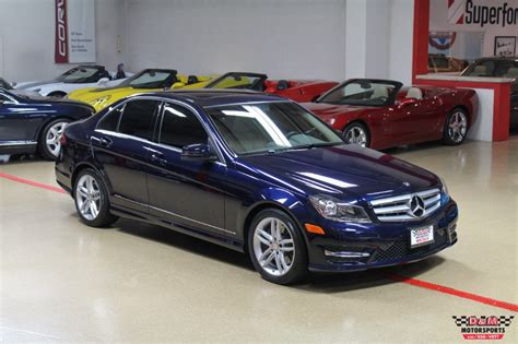 mercedes c300 4 matic 2013 mercedes c300 4 matic stock m5872 for sale