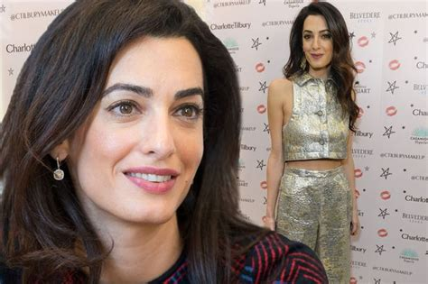 is amal clooney hair one length is amal clooney hair one length is amal clooney hair one