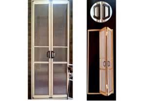 screens for sliding glass doors bifold security screen door