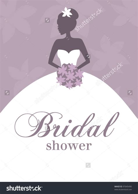 Bridal Shower Hairstyles by American Bridal Shower Invitation