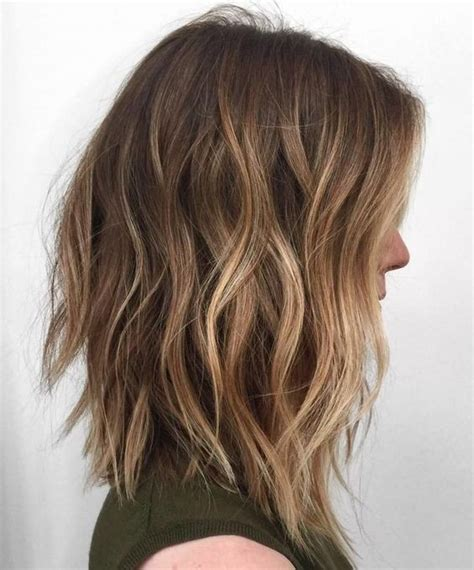hairstyles light brown with blond highlights 10 pretty layered medium hairstyles women shoulder hair