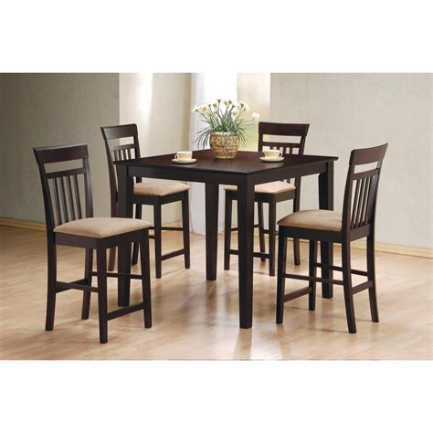 high dining table set high dining room table sets top end soluswatches