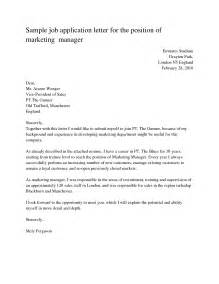 Job Application Letter Format For Hospital Written Application For A Job Template Best Font For