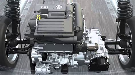 volkswagen benzinli tsi motor teknolojisi youtube