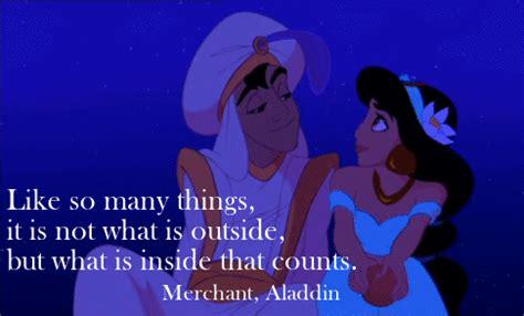 romantic disney film quotes inspirational quotes from aladdin quotesgram