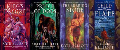 crown of volume 1 books kate elliott looks back at crown of orbit books