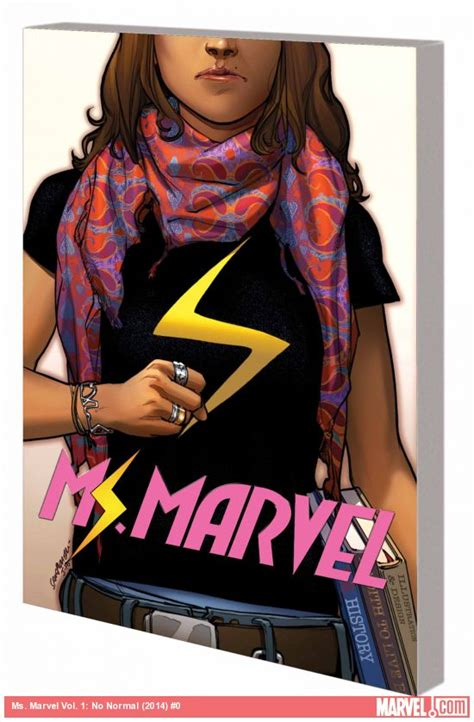 ms marvel volume 1 ms marvel vol 1 is a heartwarming kicking coming of age story pop mythology