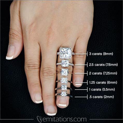 Rian's 5 Carat Princess Cut Engagement Ring   Wedding ring