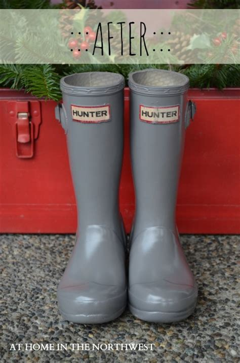 spray paint rubber boots 15 boot hacks no can live without