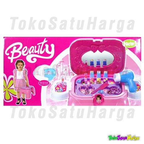 Mainan Makeup Frozen 1 jual mainan make up box makeup kosmetik anak chair quality tokosatuharga