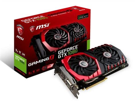 Geforce Giveaway - giveaway msi geforce gtx 1080 gaming x 8g graphic card