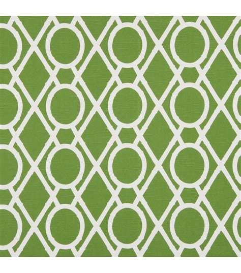 Robert Allen Home Decor Fabric by Home Decor Print Fabric Robert Allen Lattice Bamboo Leaf