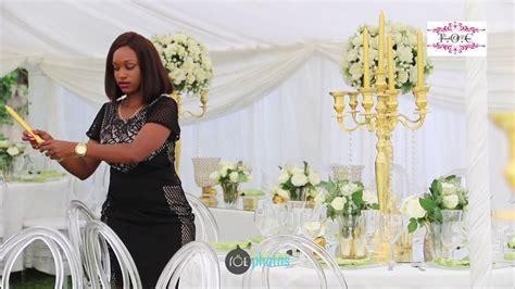 Bulawayo wedding decor   YouTube