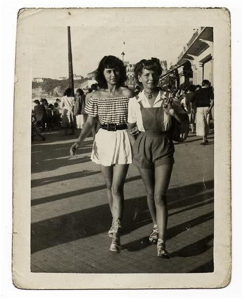 in the 40s were the shoes short or long chronically vintage 15 photos of terrific real world