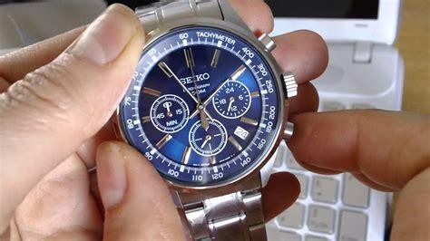 Jam Seiko Kinetic Blue Gold 7 jam tangan limited edition dari seiko prelo tips