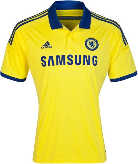 chelsea kits chelsea 14 15 home away and third kits released footy