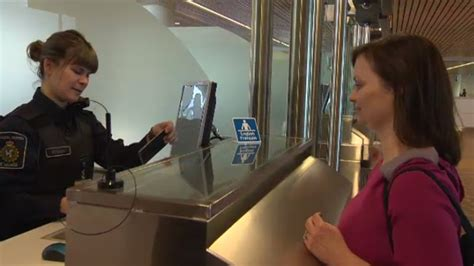 haircut calgary airport cbsa shares tips to avoid long lines confiscated items at