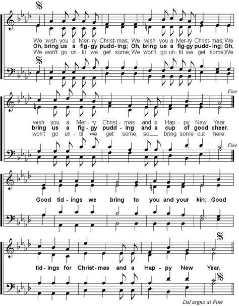 images  christmas songs  pinterest christmas songs lyrics sheet