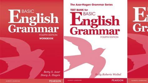 Understending Gramar Edisi 2 By Bety Azar understanding and using grammar 4th edition by betty s azar and a hagen on