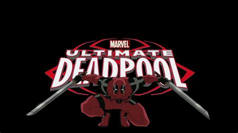 ultimate deadpool ultimate spider man animated series