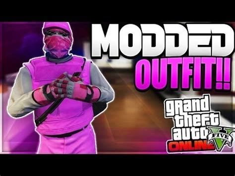 gta 5 online create a sick modded outfit using clothing