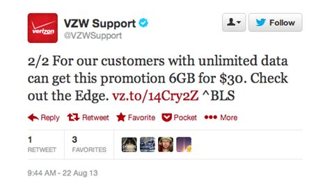 verizon could entice unlimited data customers to join edge