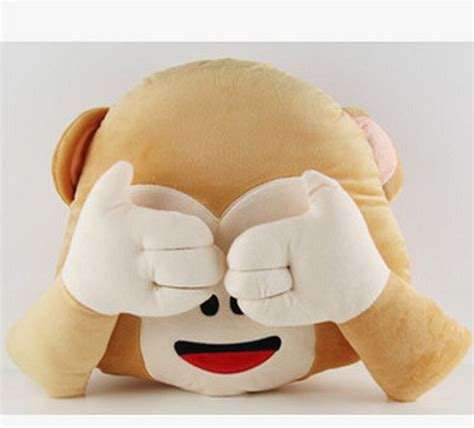 Monkey Neck Pillow by 10 Best Ideas About Emoji Monkey On Android