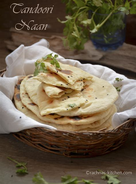 Starterkit Tray Nan butter naan recipe tandoori naan recipe rachna s kitchen