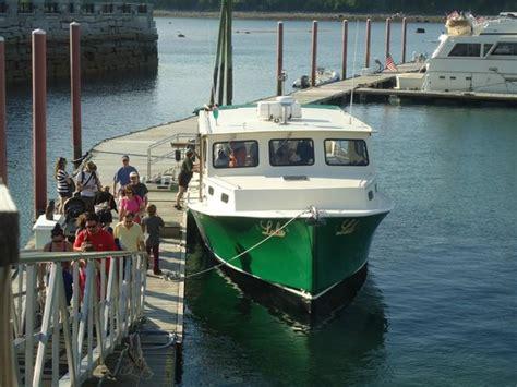 lobster boat lulu the lulu picture of lulu lobster boat bar harbor