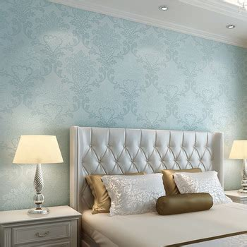 Light Blue Wallpaper Bedroom Cheap Blue Wallpaper Bedroom Find Blue Wallpaper Bedroom Deals On Line At Alibaba