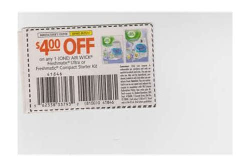 air wick candles coupons