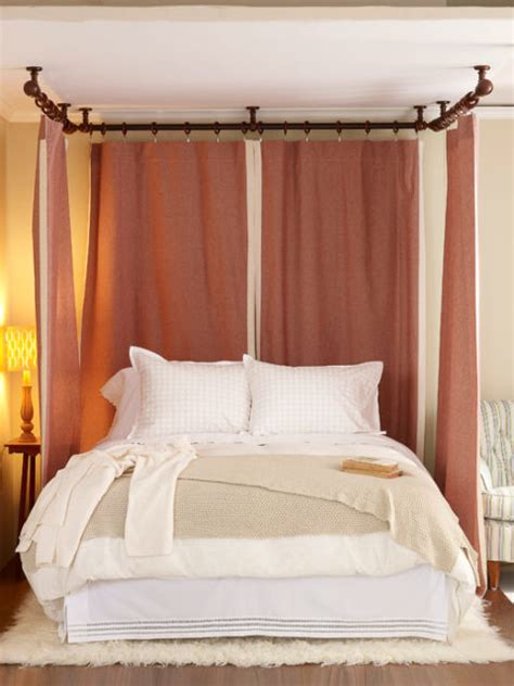 bed with curtains around it romantic bedroom decor make your bed romantic with
