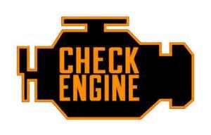engine light check engine light