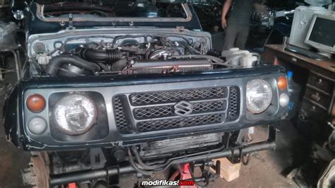 Kaos Mobil Suzuki 17 32 for sale halfcut suzuki jimny jb32 with spiral g13 engine 4x4 m t kaskus the largest