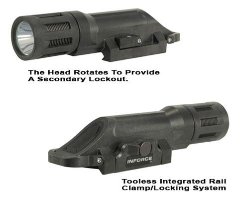 500 lumen tactical flashlight inforce wmlx led flashlight inforce flashlight gg g