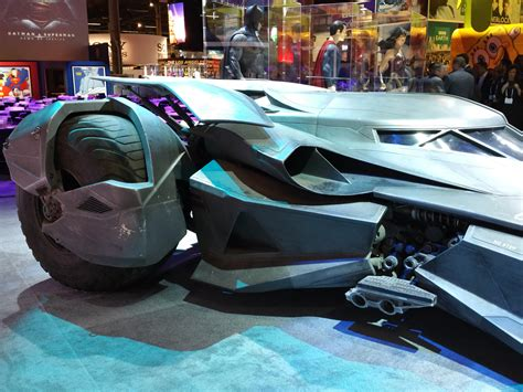 Batmobile Batman V Superman batman vs superman batmobile pictures offer hi res look at vehicle collider
