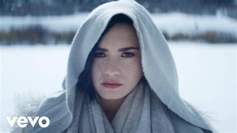 confident by demi lovato meaning demi lovato stone cold official video youtube