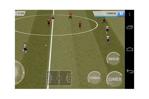 download real football 2011 apk+data for android