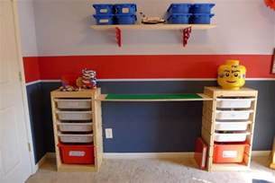 lego shelves for storage that lego storage and play table an easy ikea