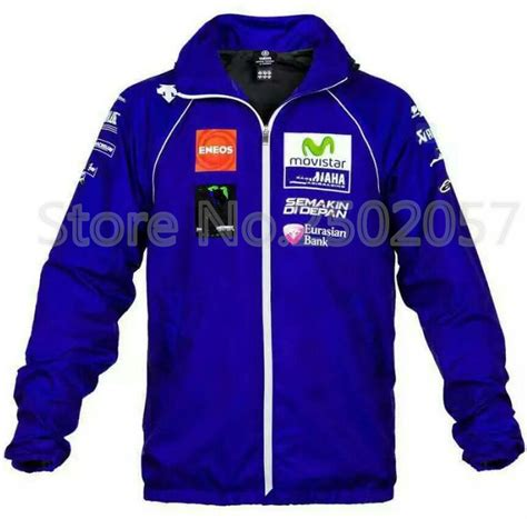Jaket Sweater Hoodie Yamaha Vixion Born To Be Motor Bikers 2017 brand motogp honda hoodies vr46 hoodies sweatshirts yamaha shirt casual winter windbreaker