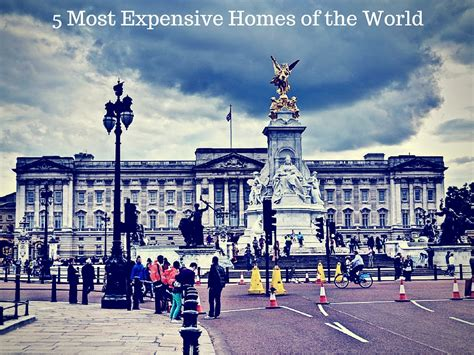 expensive land 5 most expensive homes of the world