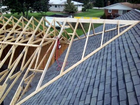 Adding A Patio Roof To Existing Roof by Best 25 Garage Addition Ideas On Carriage