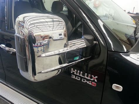 Toyota Hilux Mirror Clearview Towing Mirrors For A Toyota Hilux Build Years