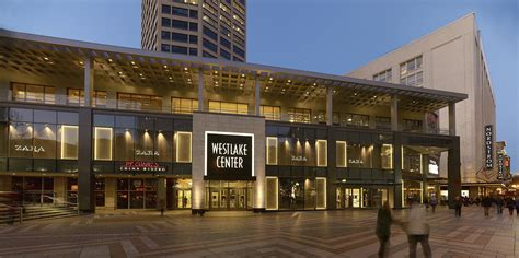 Seattle DJC.com local business news and data Real Estate Westlake Center gets facelift and