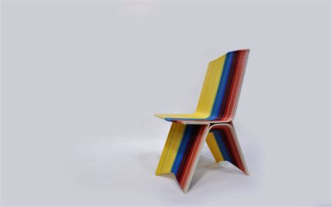 3d Printed Mini Designer Chair Check Out Ultra Customised Furniture Built With A Robotic 3d Printing Arm 3d